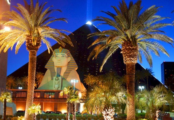 The Luxor Hotel & Casino