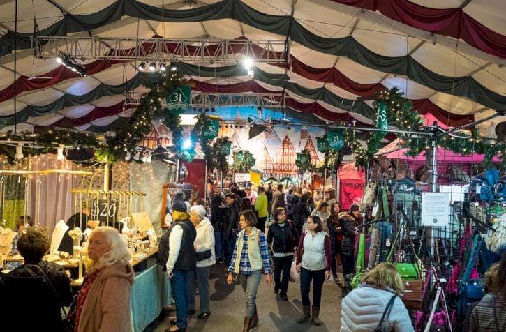Christkindlmarkt Bethlehem, Pennsylvania