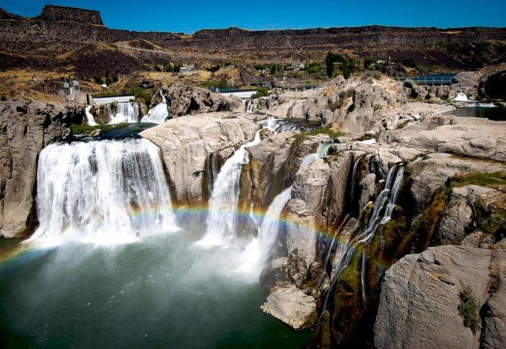 Shoshone Falls, Twin Falls, Idaho