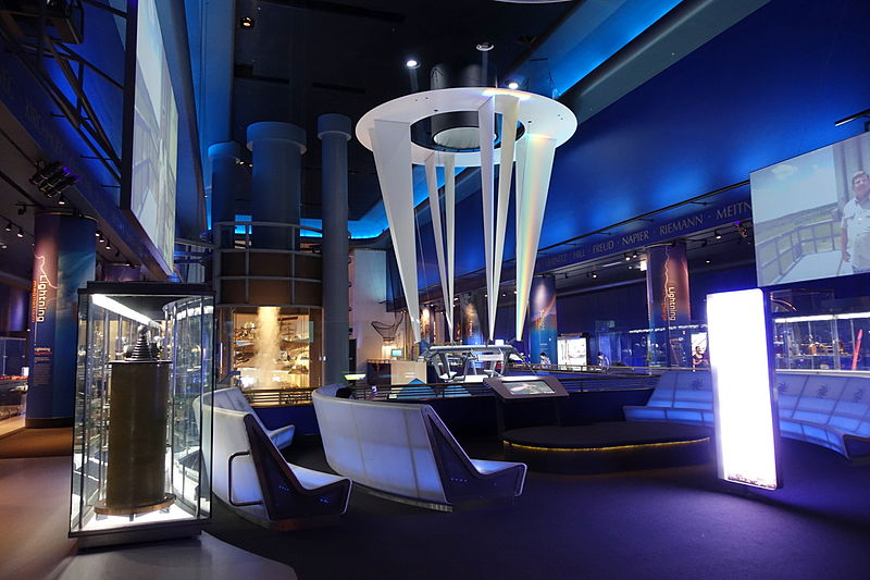 Museum of Science and Industry, Chicago