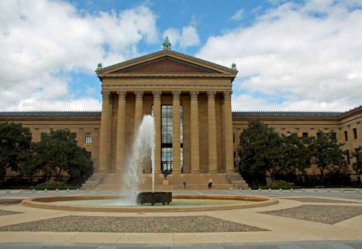 Philadelphia Museum of Art, Philadelphia, Pennsylvania