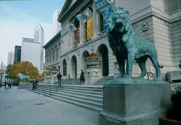 The Art Institute of Chicago, Illinois