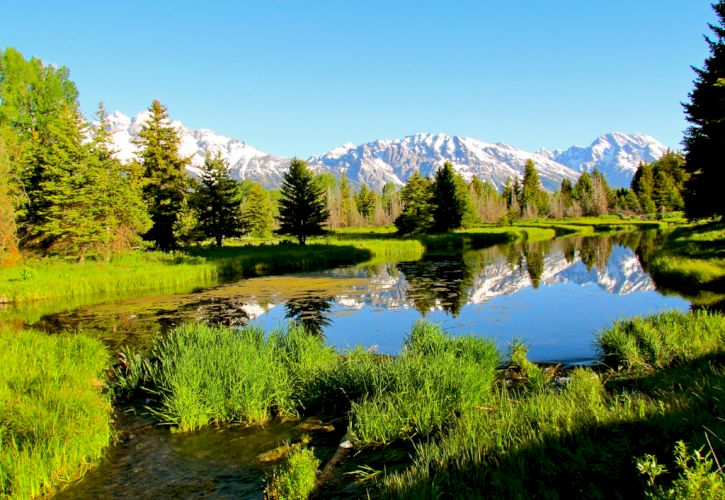 Exploring Grand Teton National Park, Wyoming