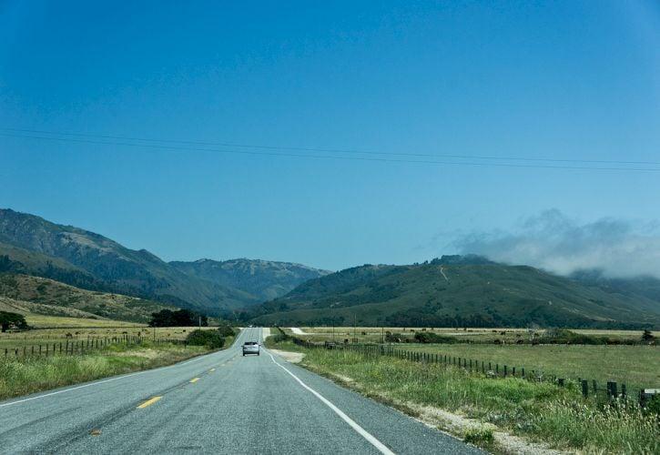 Highway 101 & Pacific Coast Highway