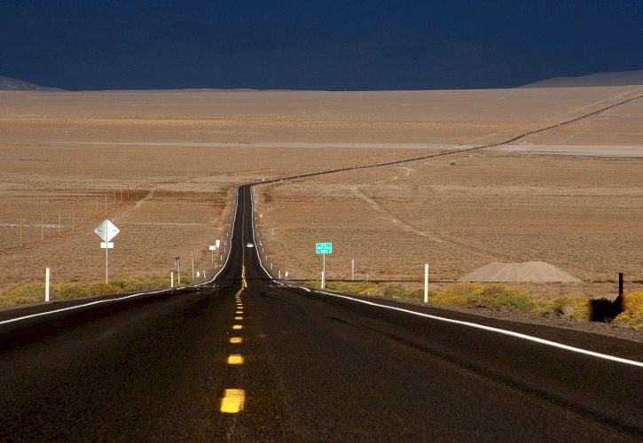 Highway 50 - The Loneliest Road