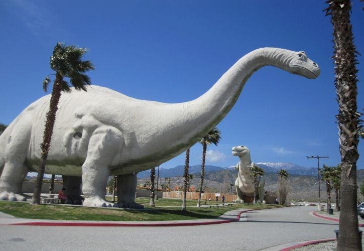 Cabazon Dinosaurs, Cabazon, California
