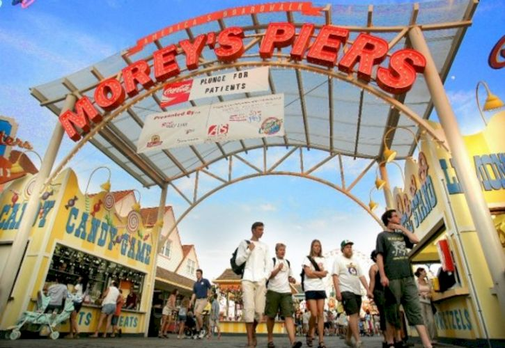 Morey's Piers, Wildwoods, New Jersey