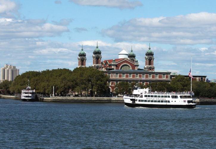 Ellis Island, New York City, New York