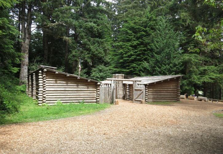 Lewis and Clark National Historical Park, Astoria, Oregon