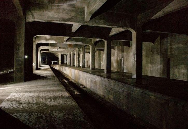 Cincinnati's Abandoned Subway, Ohio