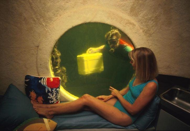 Jules' Undersea Lodge, Key Largo, Florida