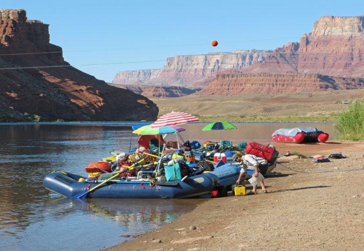 North Rim Campground, Grand Canyon National Park, Arizona
