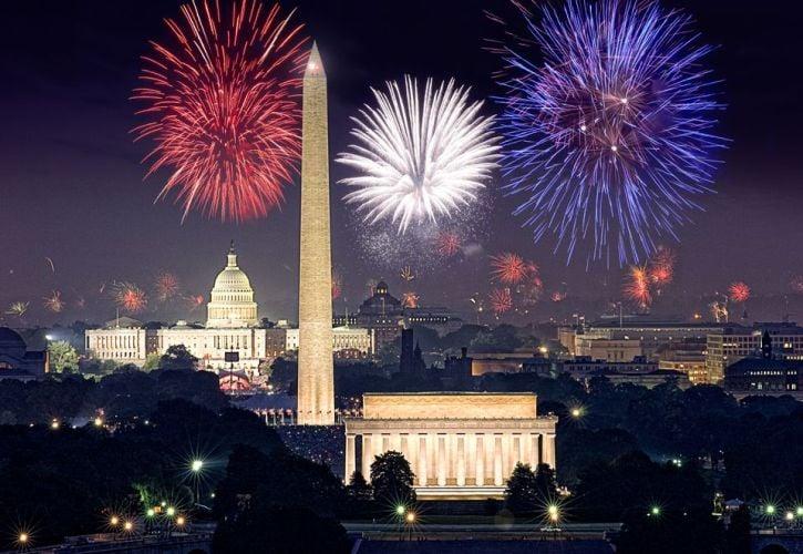 National Mall Independence Day Celebration, Washington D.C.