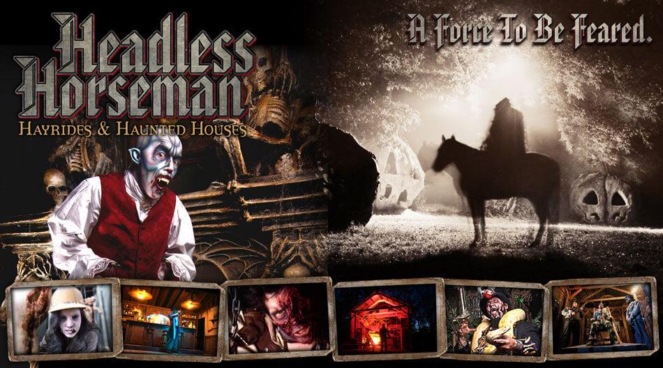 Headless Horseman, Ulster Park, New York