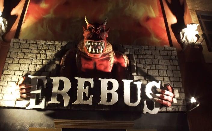 Erebus Haunted Attraction, Pontiac, Michigan