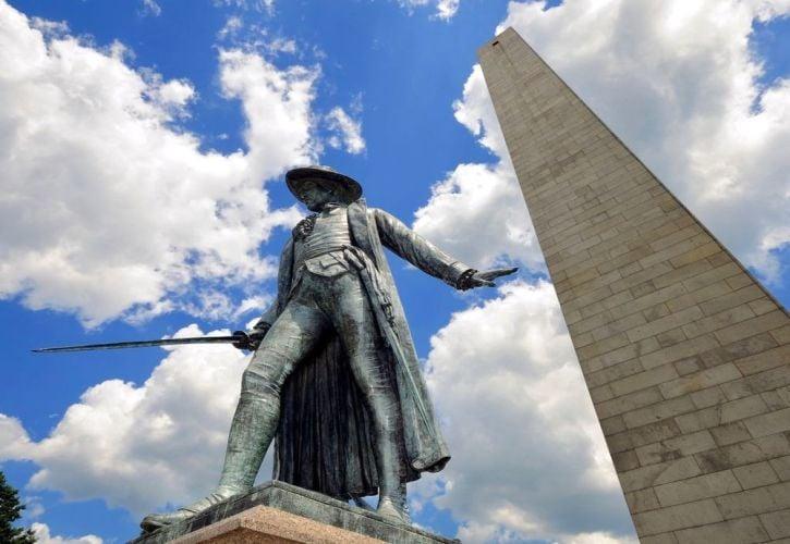 Bunker Hill Memorial, Boston