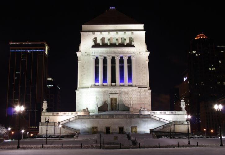 Indianapolis War Memorial, Indianapolis