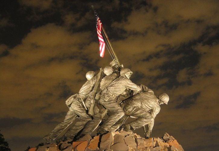 US Marine Corps War Memorial, Washington D.C.