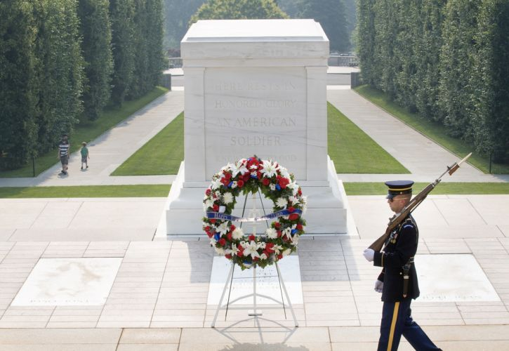 Tomb of the Unknown Soldier, Virginia
