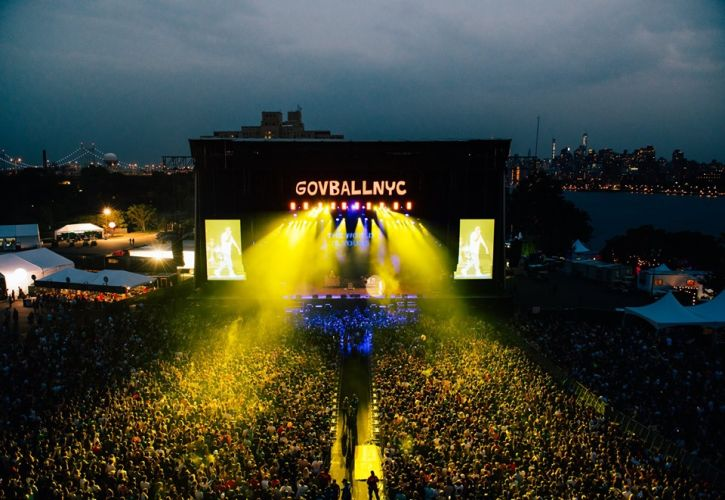 The Governors Ball Music Festival, Randall's Island, NYC