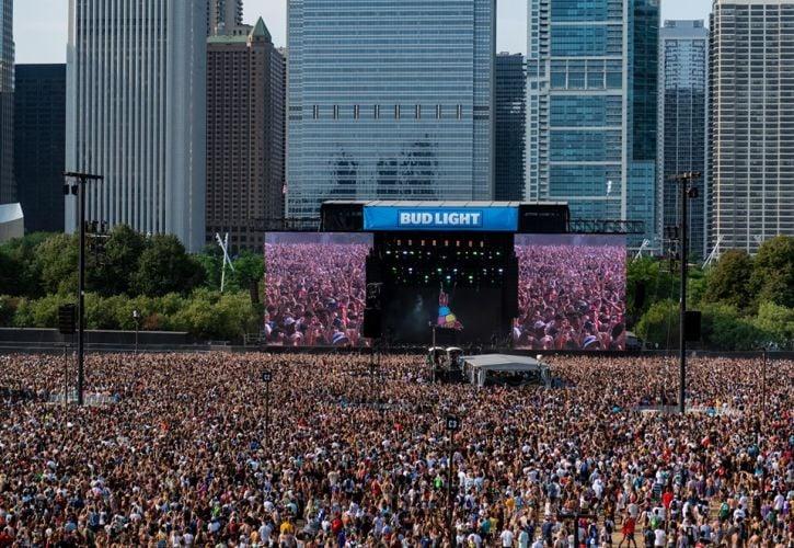 Lollapalooza, Chicago, Illinois