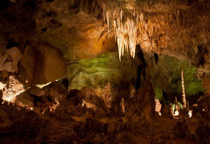 New Mexico: Carlsbad Caverns National Park