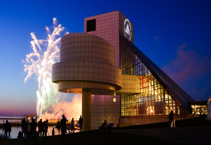 Ohio: The Rock & Roll Hall of Fame