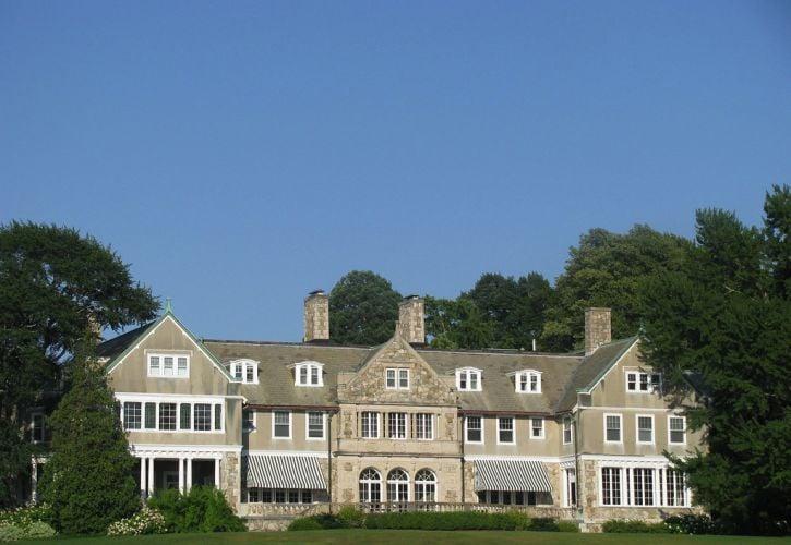 Rhode Island: Blithewold Mansion & Gardens