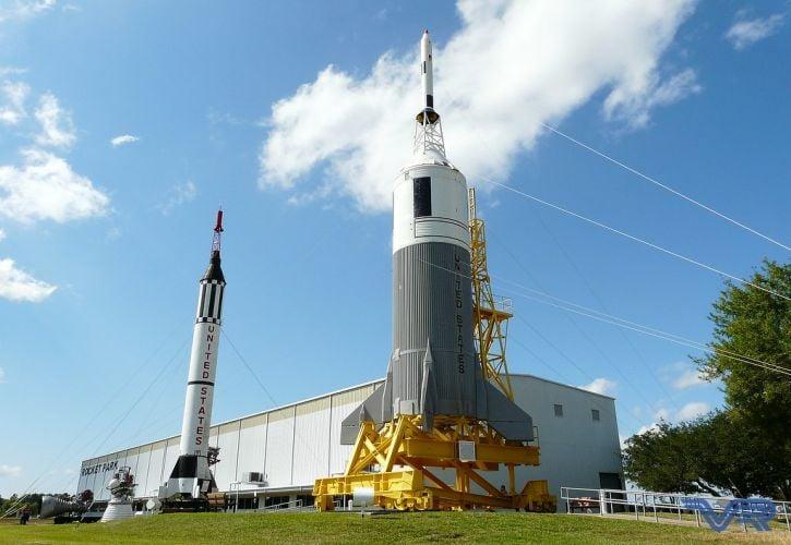 Texas: Lyndon B. Johnson Space Center