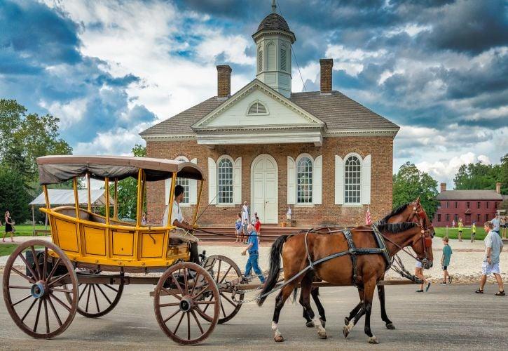 Virginia: Colonial Williamsburg
