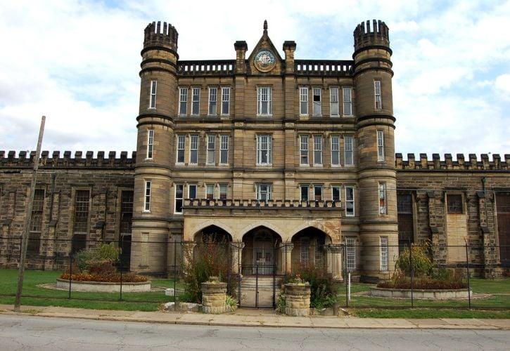 West Virginia: West Virginia State Penitentiary