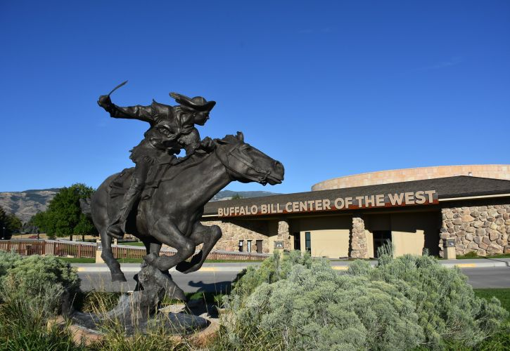 Wyoming: The Buffalo Bill Center of the West