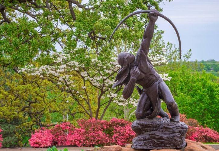 Oklahoma: Gilcrease Museum