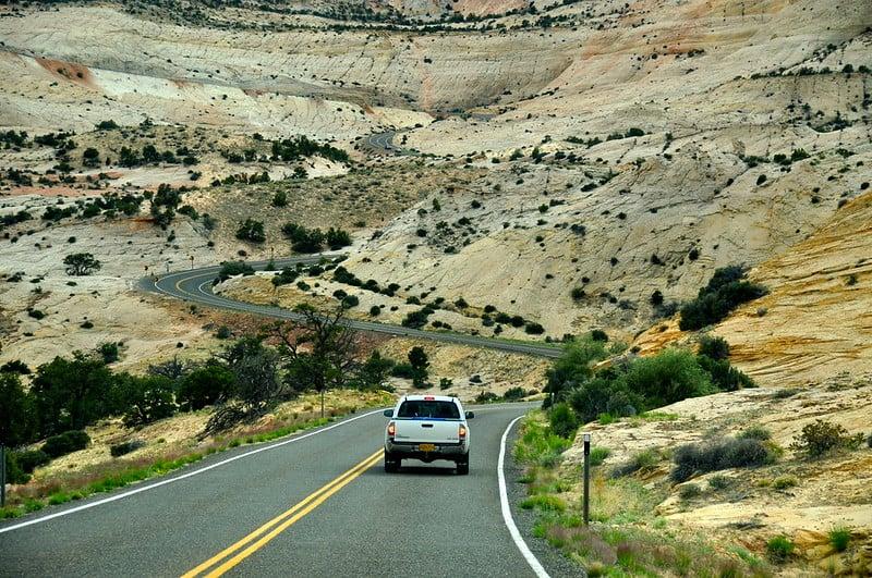 All American Byway 12, Utah