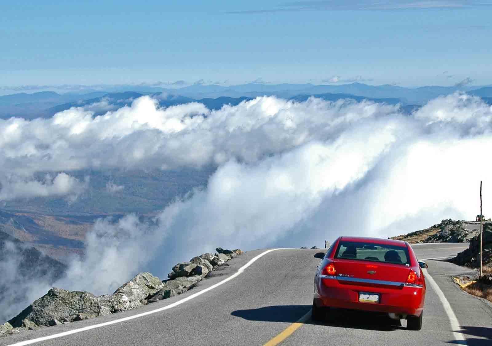 Mount Washington Auto Road, New Hampshire