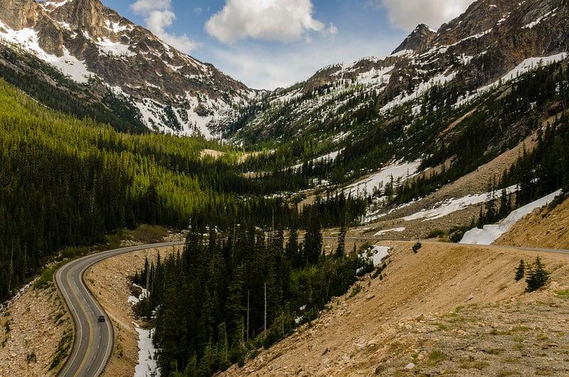 Cascade Loop Scenic Highway, Washington
