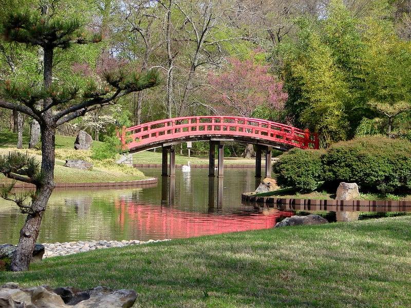 Memphis Botanic Garden, Memphis, Tennessee
