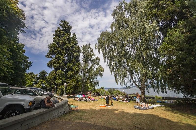 Denny-Blaine Park, Seattle, Washington