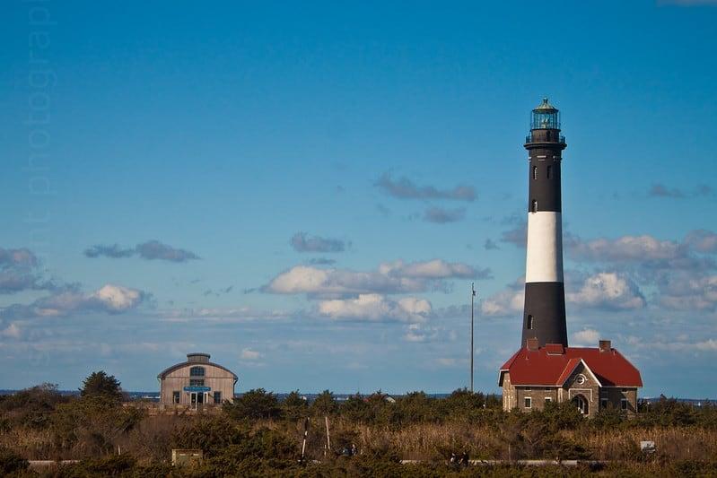 Lighthouse Beach, Islip, New York