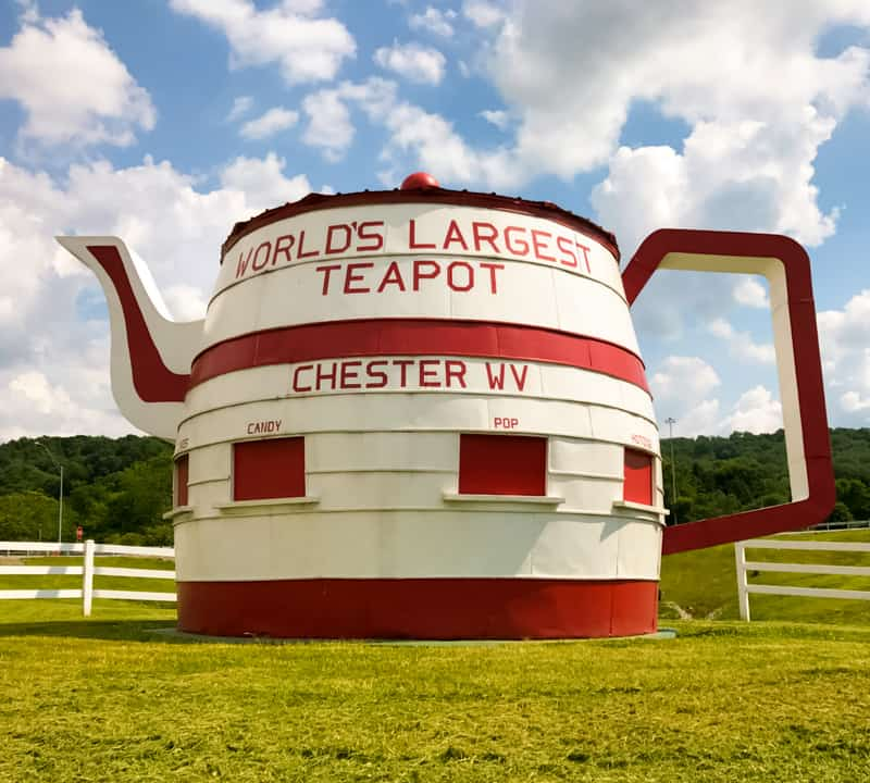 Chester Teapot – Chester, West Virginia