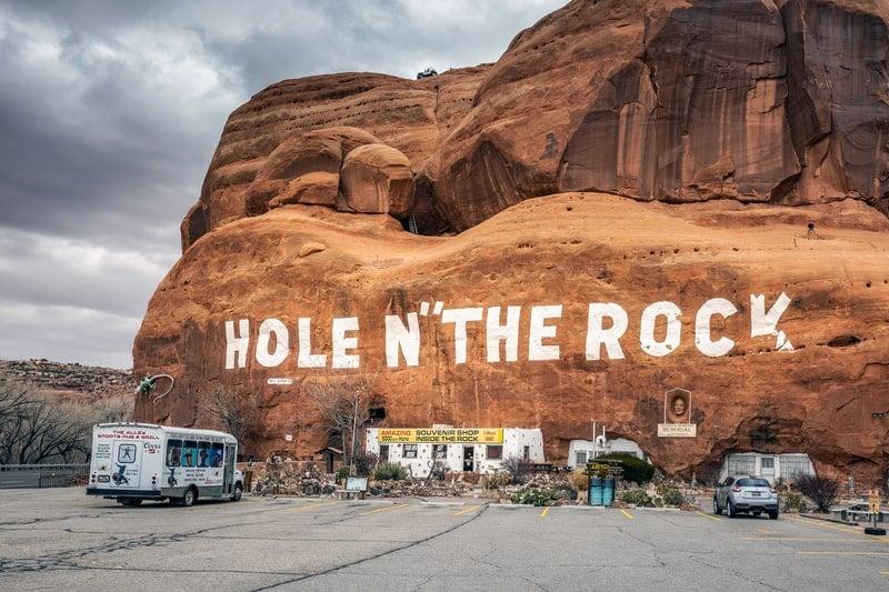 Hole N' The Rock – Moab, Utah