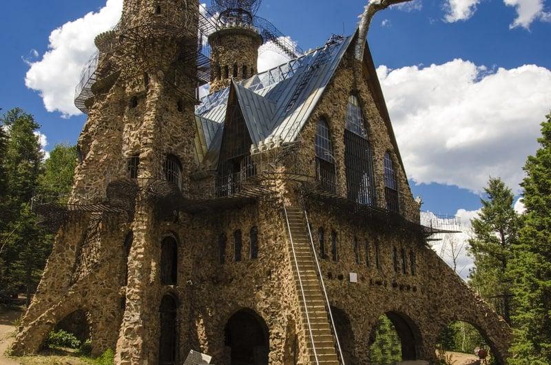 Bishop Castle – Rye, Colorado