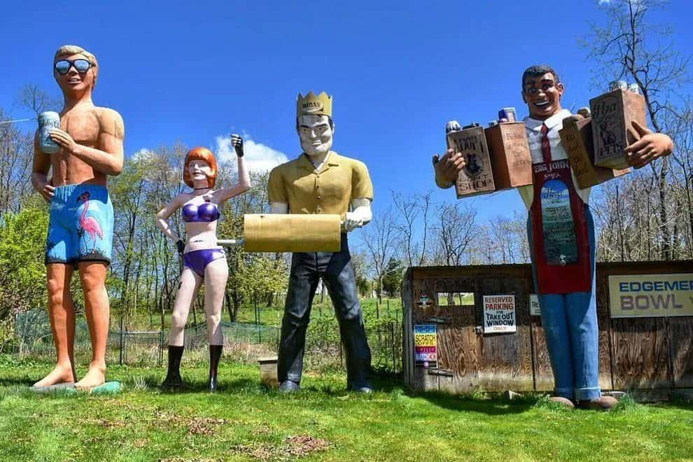 Farnham Fantasy Farm – Unger, West Virginia