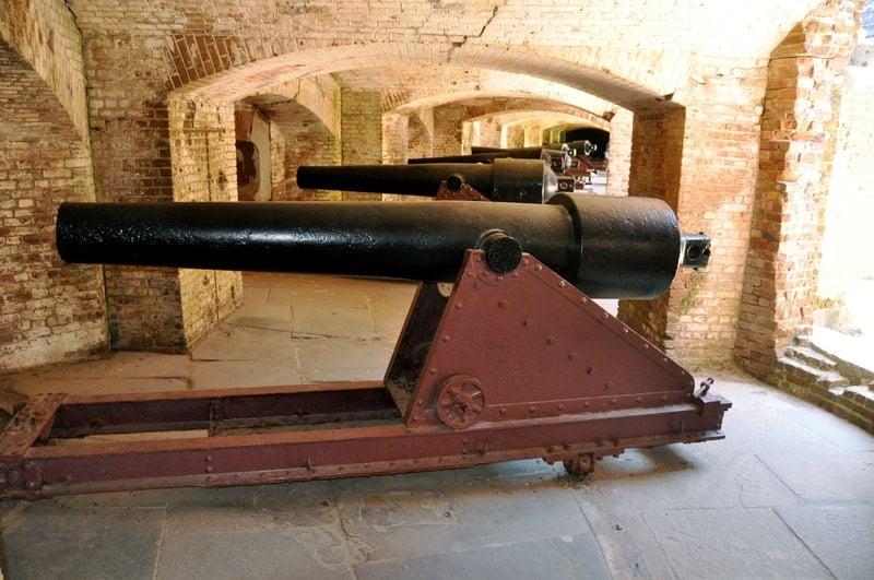 Fort Sumter National Monument, Charleston, South Carolina