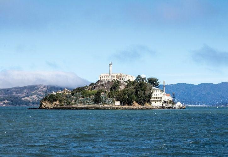 Alcatraz Island, San Francisco, California