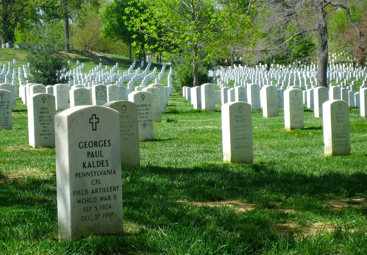 Arlington National Cemetery, Arlington, Virginia
