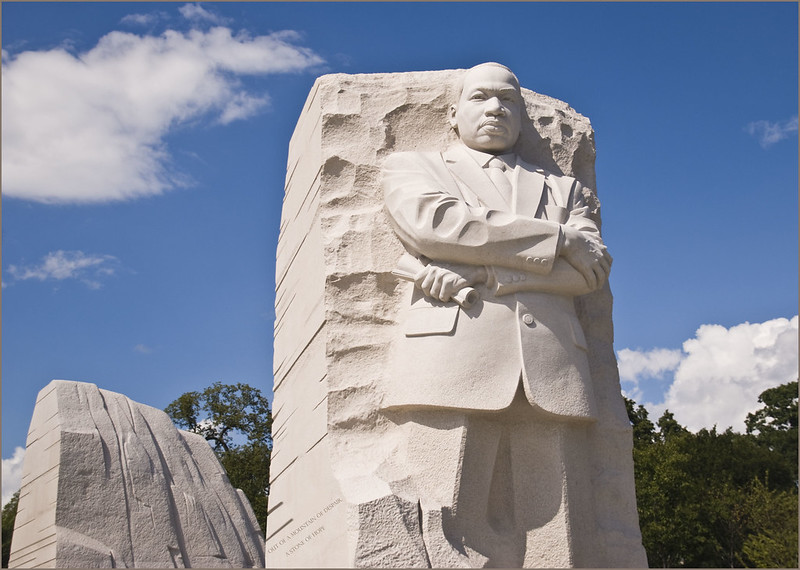 Martin Luther King Jr. Memorial, Washington, D.C.