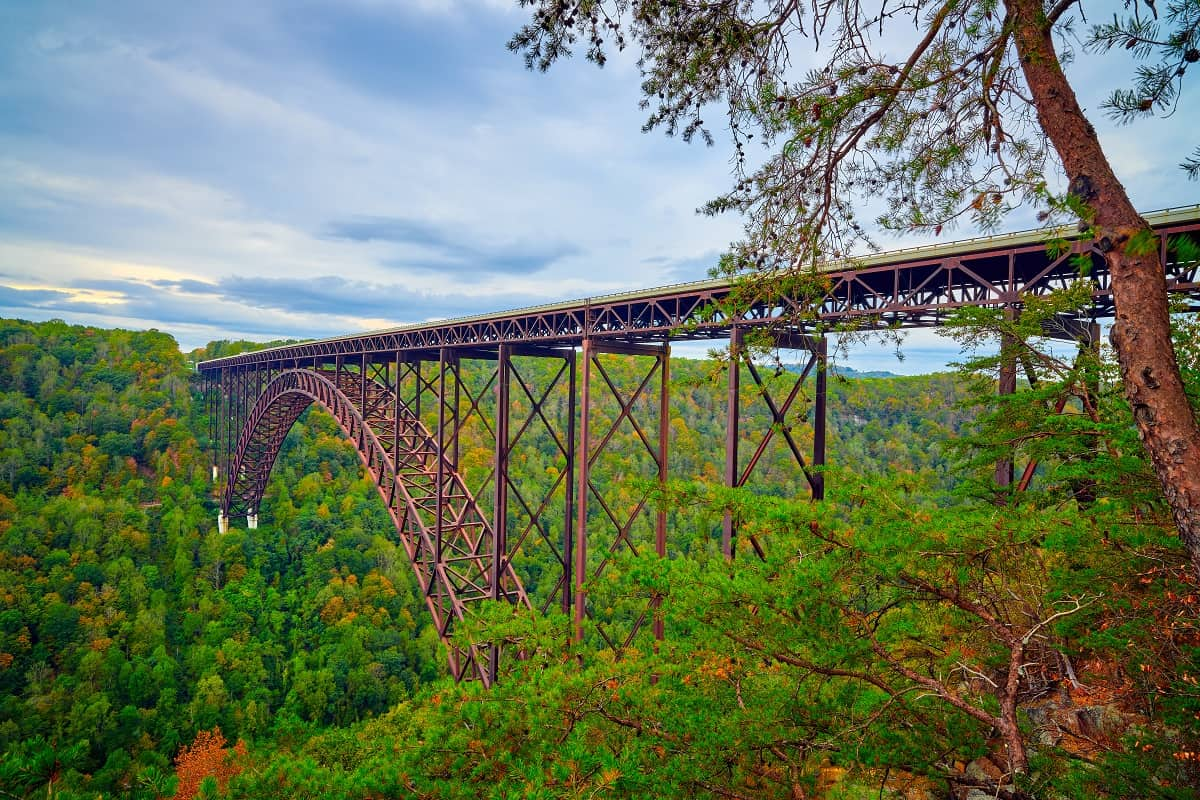 New River Gorge Bridge, Fayetteville, West Virginia