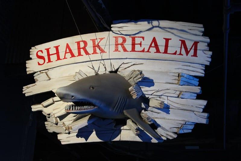 Adventure Aquarium, Camden, New Jersey