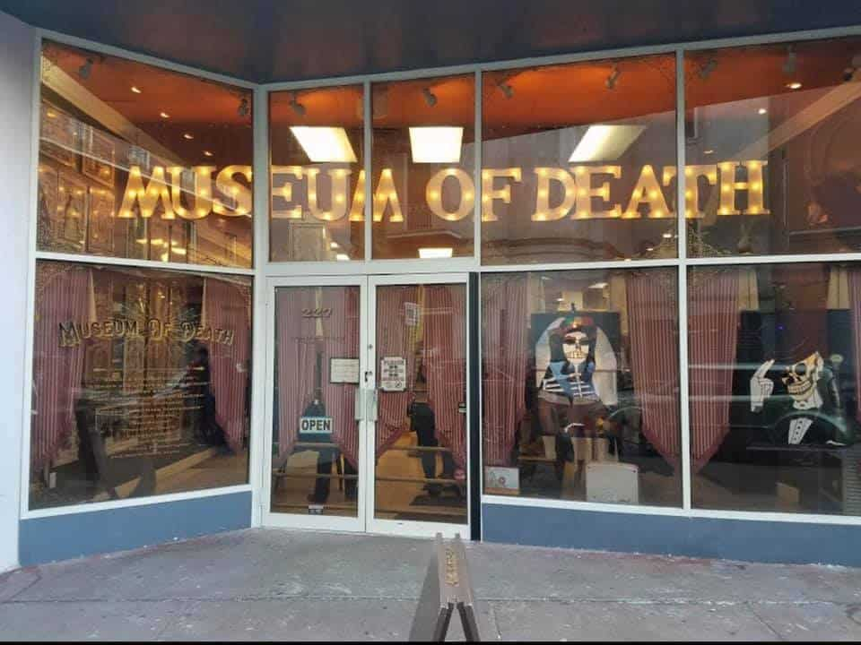 Museum of Death, New Orleans, Louisiana